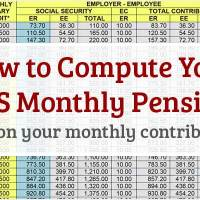 how to compute sss maternity benefit pdf