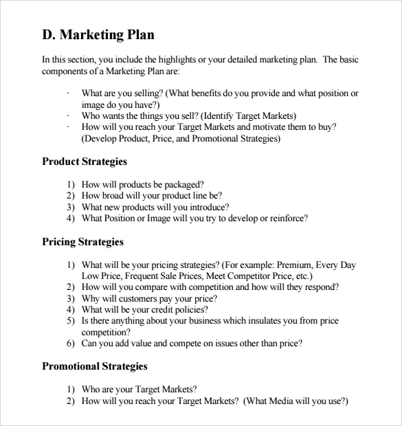 importance of marketing strategy in business pdf
