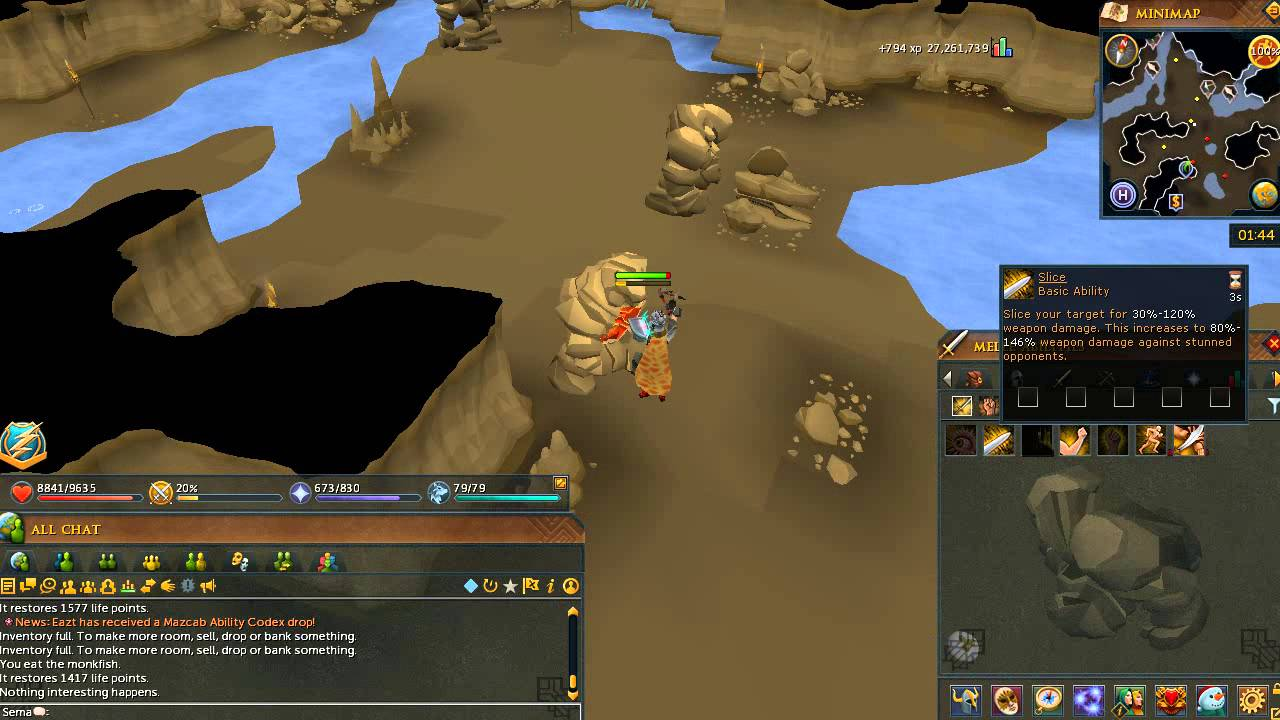 living rock creatures slayer guide