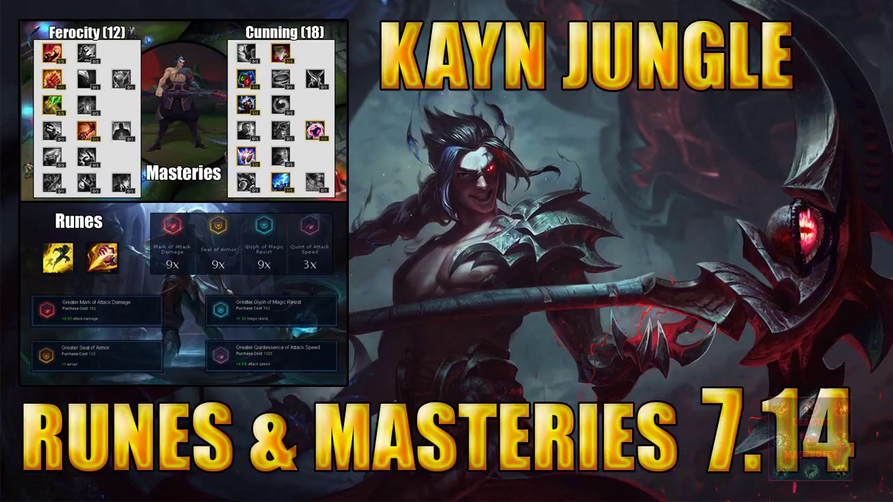 jinx guide runes and masteries