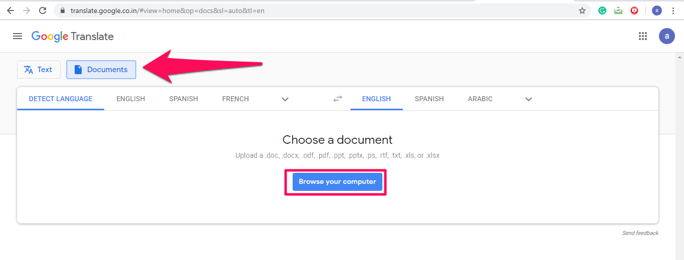 how to translate pdf files to another language reddit