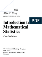 introduction to mathematical statistics 5th edition hogg pdf download