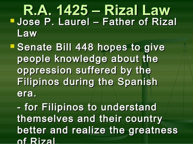 life and works of rizal pdf free download
