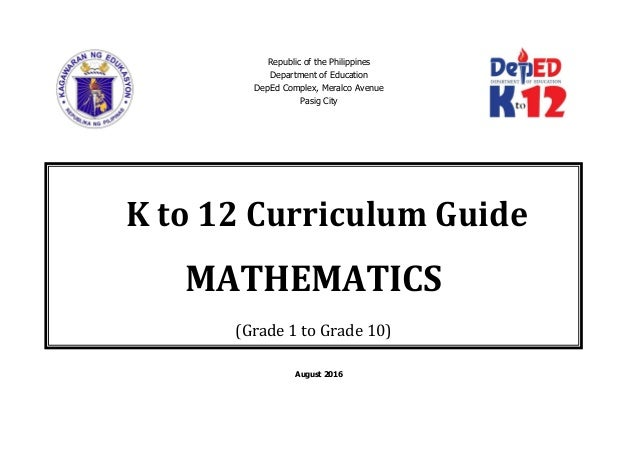 k 12 curriculum guide in social studies in the philippines