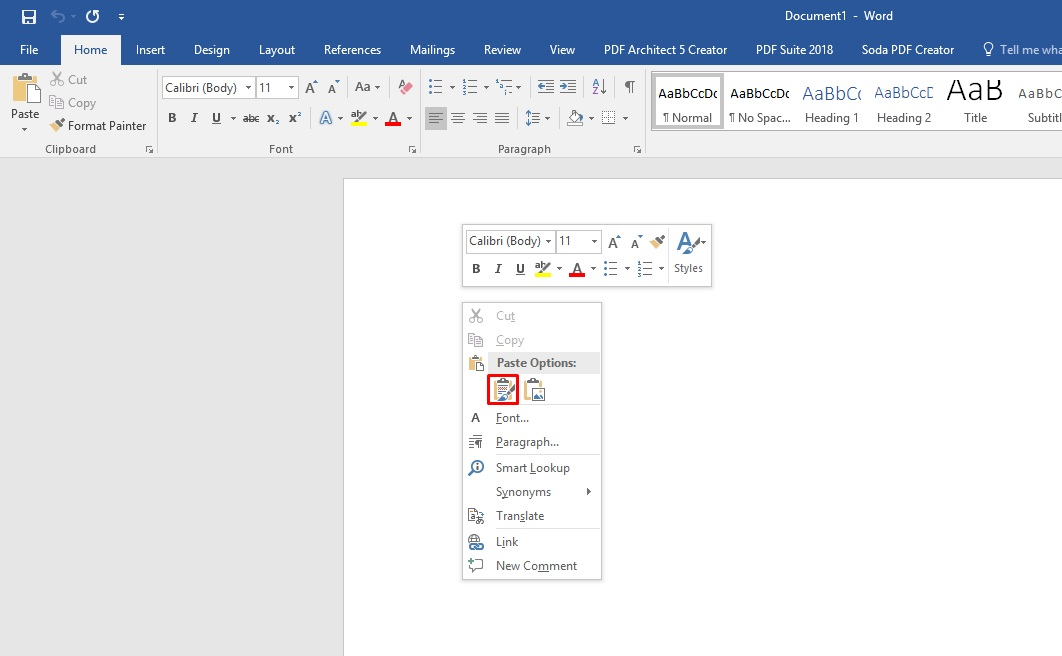 how to delete background in pdf