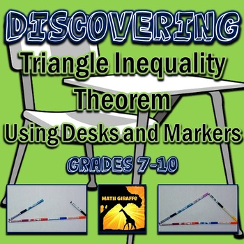 ict application in triangle inequality