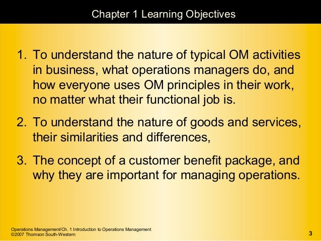 operations management by collier and evans pdf