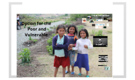 option for the poor and vulnerable pdf