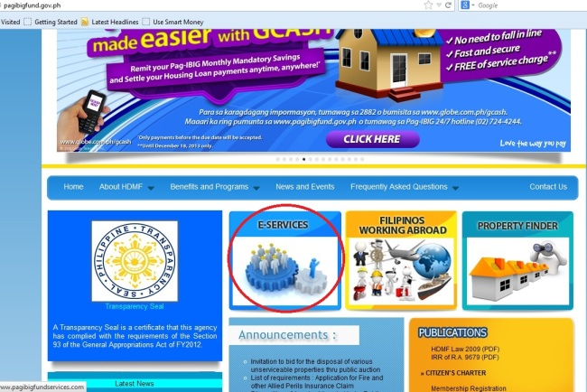 how to register in sss online new application