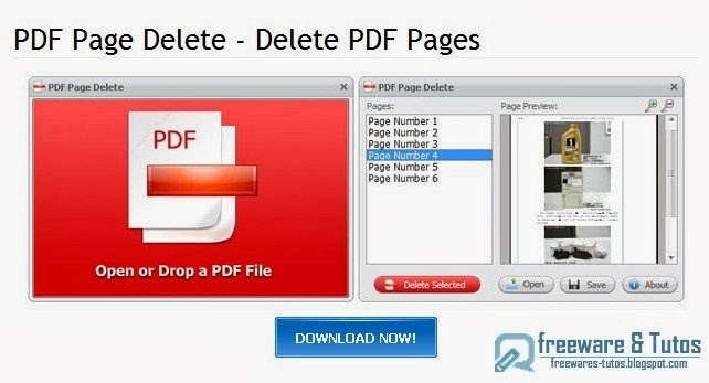 how to delete 1 page on a pdf