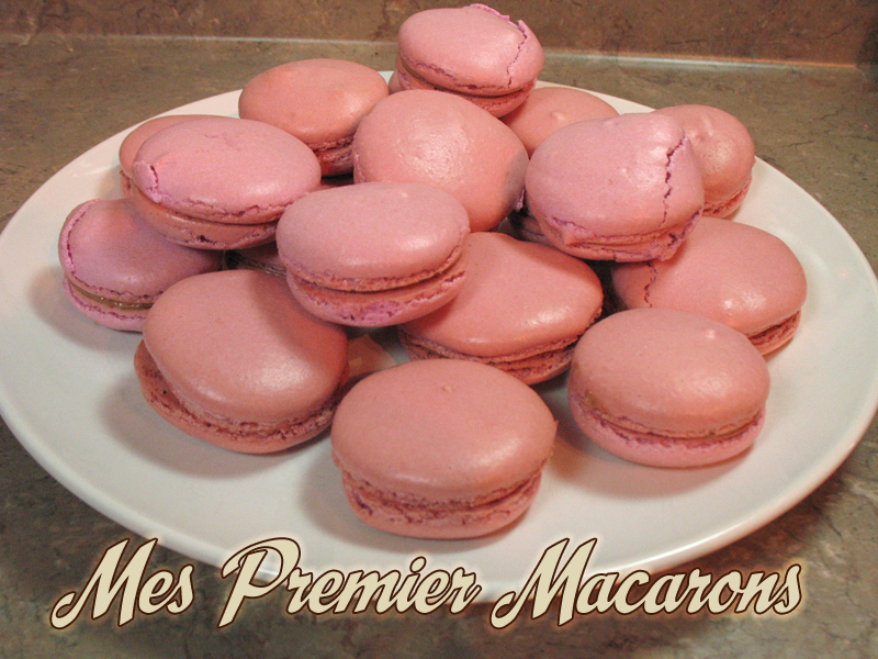 how to mae macarons step by step with pictures pdf