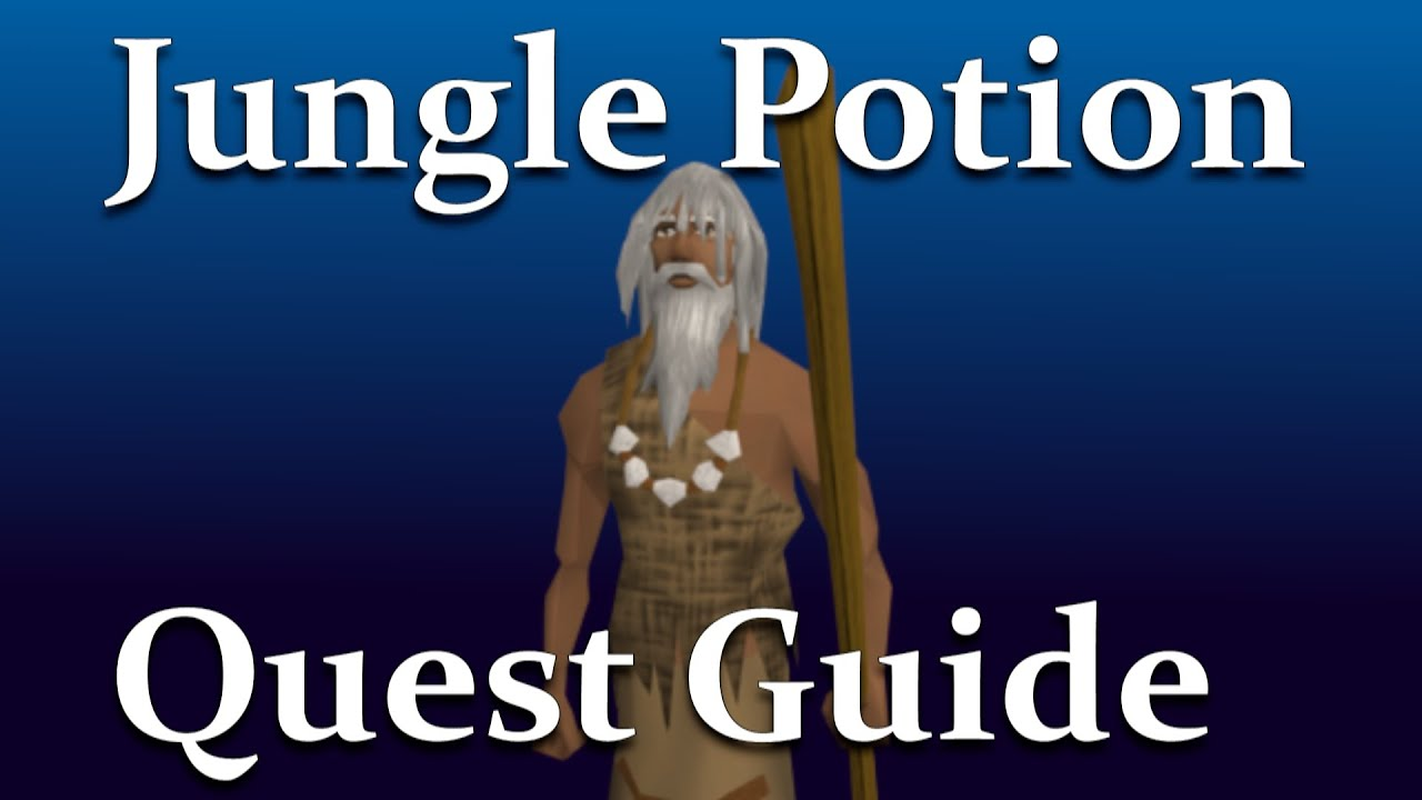 jungle potion quick guide rs3