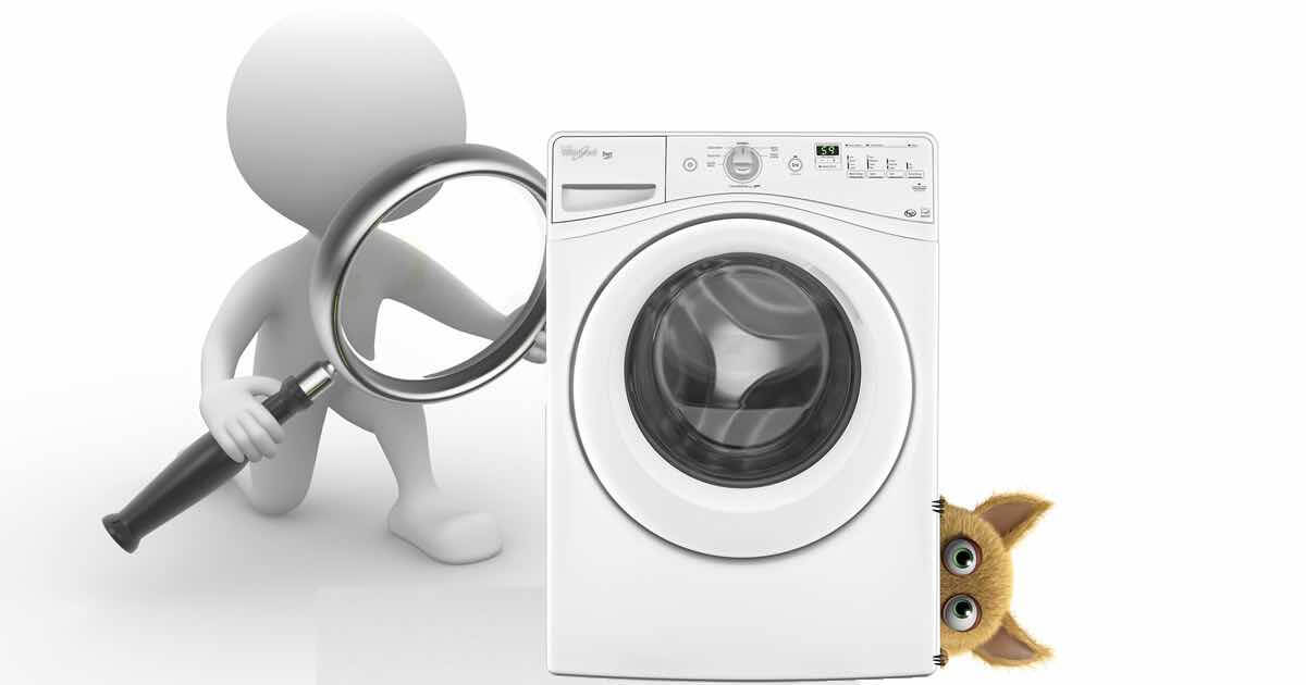 manual on how to fix the washing machine