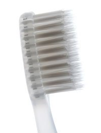 measurement of the manual toothbrush