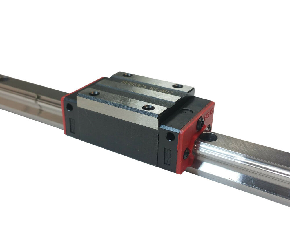 mgn12c linear slide guide with 300 mm rail