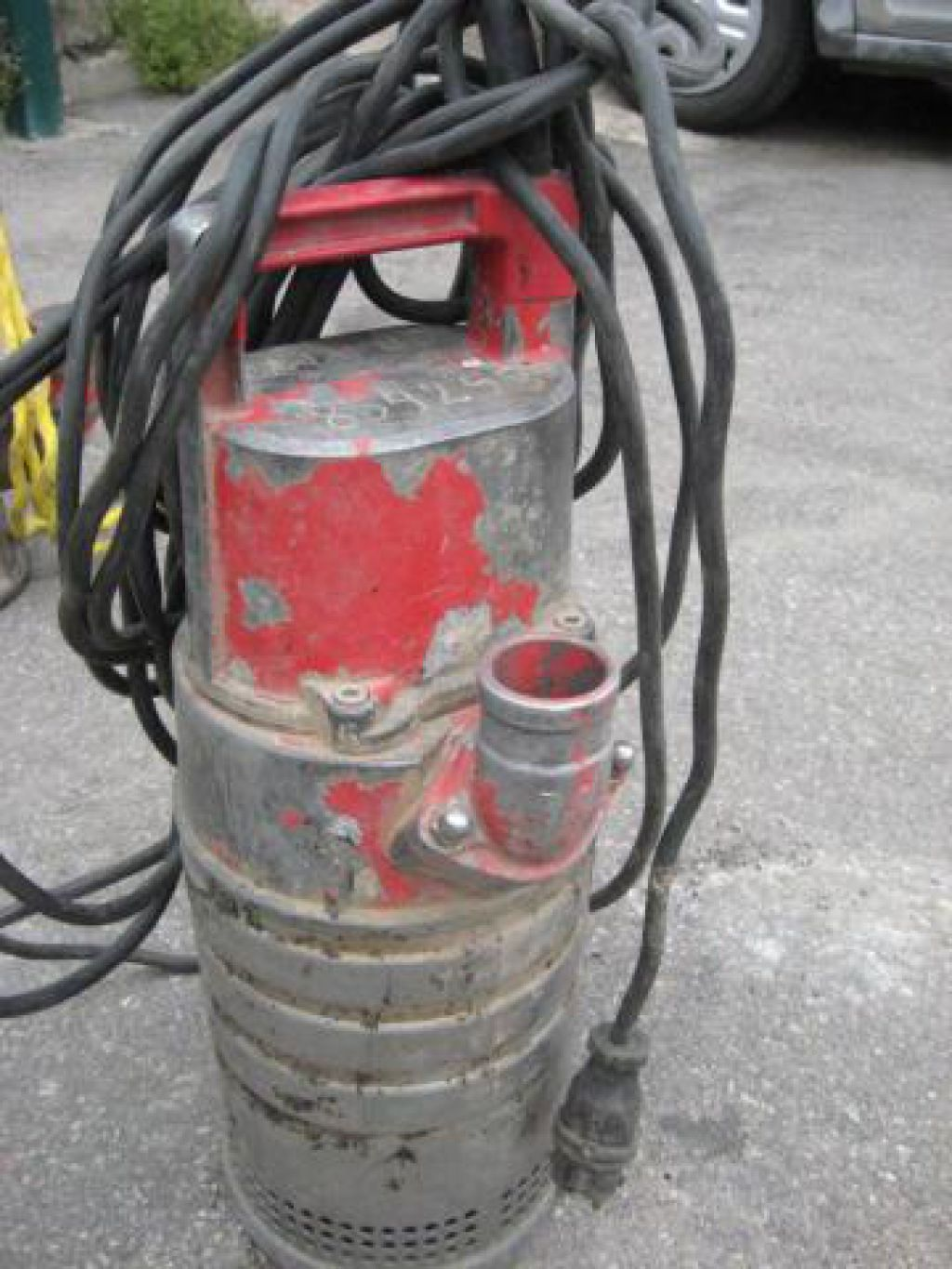 other terms for sludge pumps